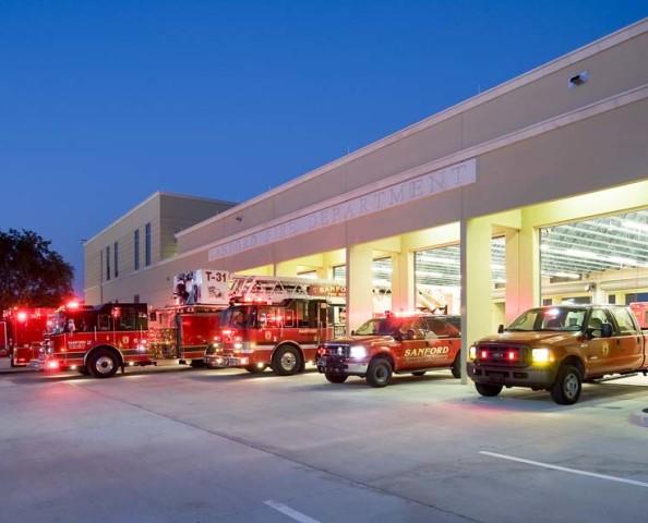 Sanford Safety Complex - Sanford 1